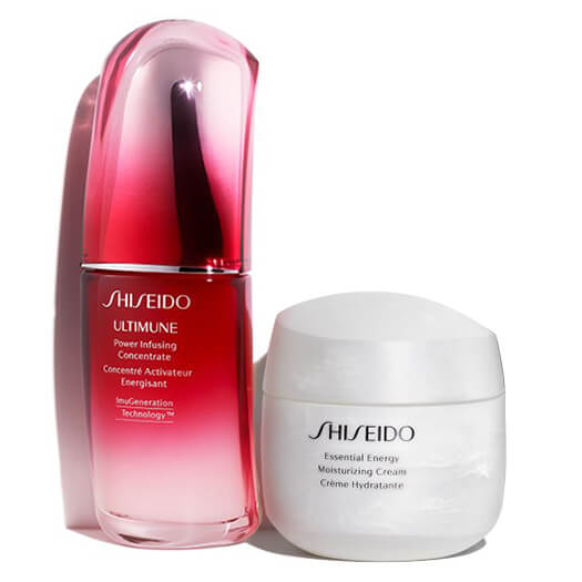 Shiseido Brightening Duo